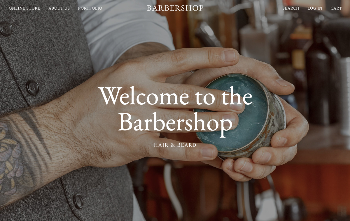 template-barbershop